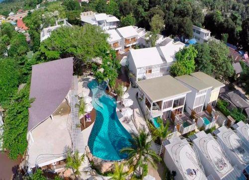 White Sand Samui Resort 4*