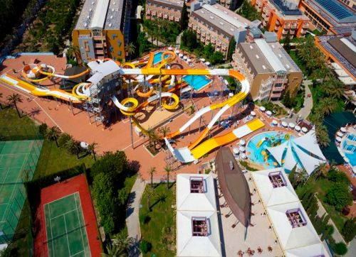 SPLASHWORLD Pegasos World 5*