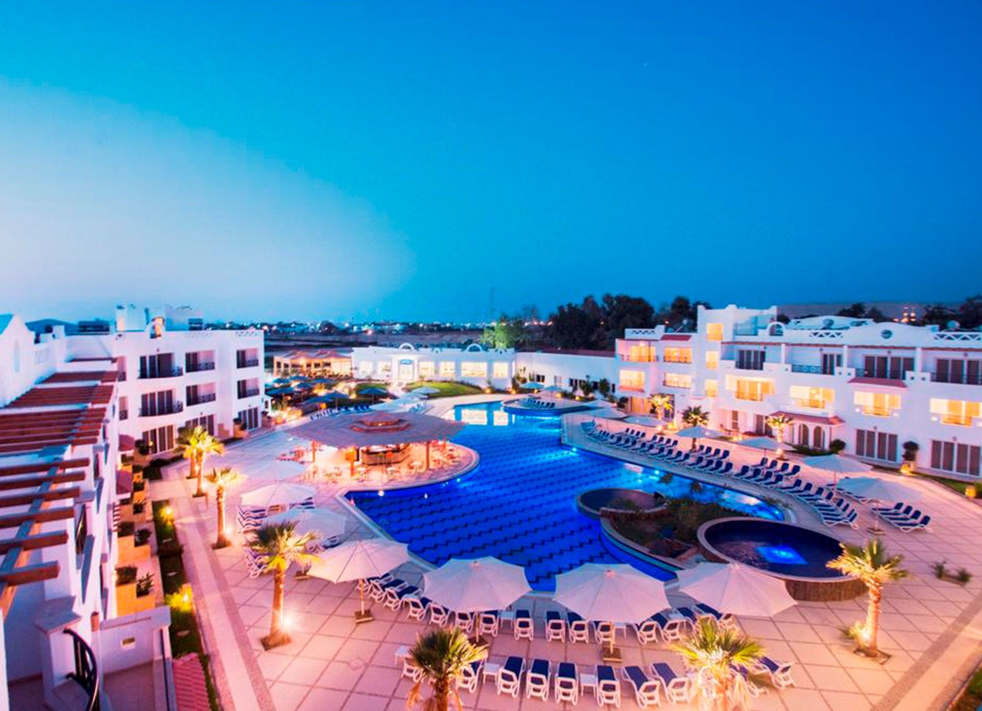 Old Vic Sharm Resort 5*