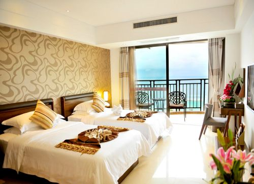 Barry Boutique Seaview Hotel Sanya 4*