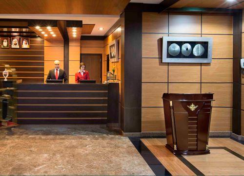 New Black Stone Hotel 4*