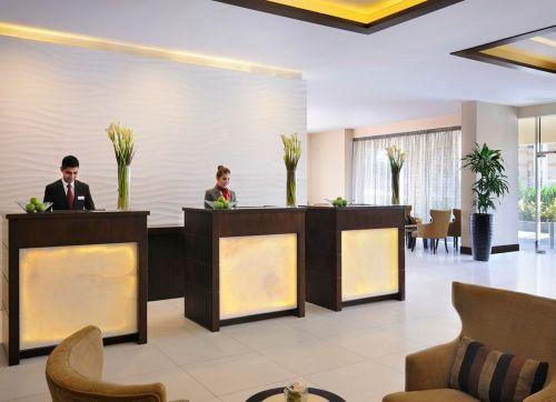 Movenpick Hotel Apartments Al Mamzar Dubai 5*