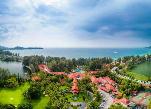 Dusit Thani Laguna Phuket 5*