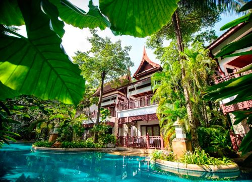 Thavorn Beach Village Resort & Spa 5*