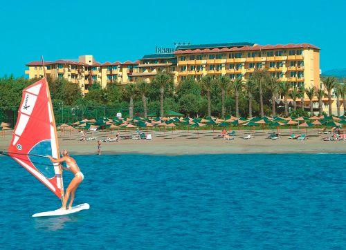 M.C. MAHBERI BEACH HOTEL 4*