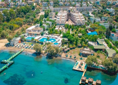 GOLDEN AGE CRYSTAL BODRUM  4*