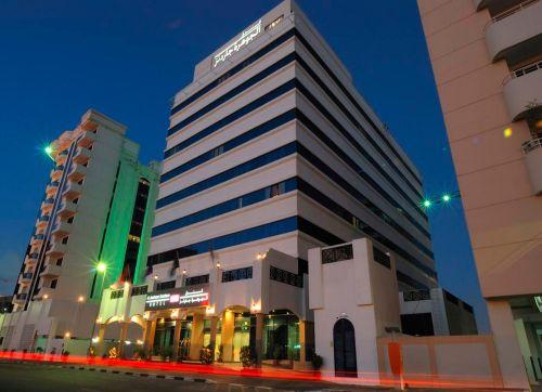 Al Jawhara Gardens Deira City Centre 4*