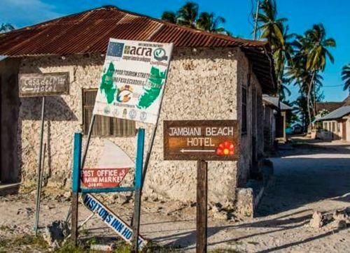 Jambiani Beach Hotel 3*