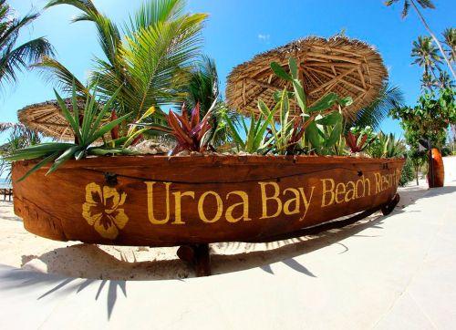 Uroa Bay Beach Resort 4*