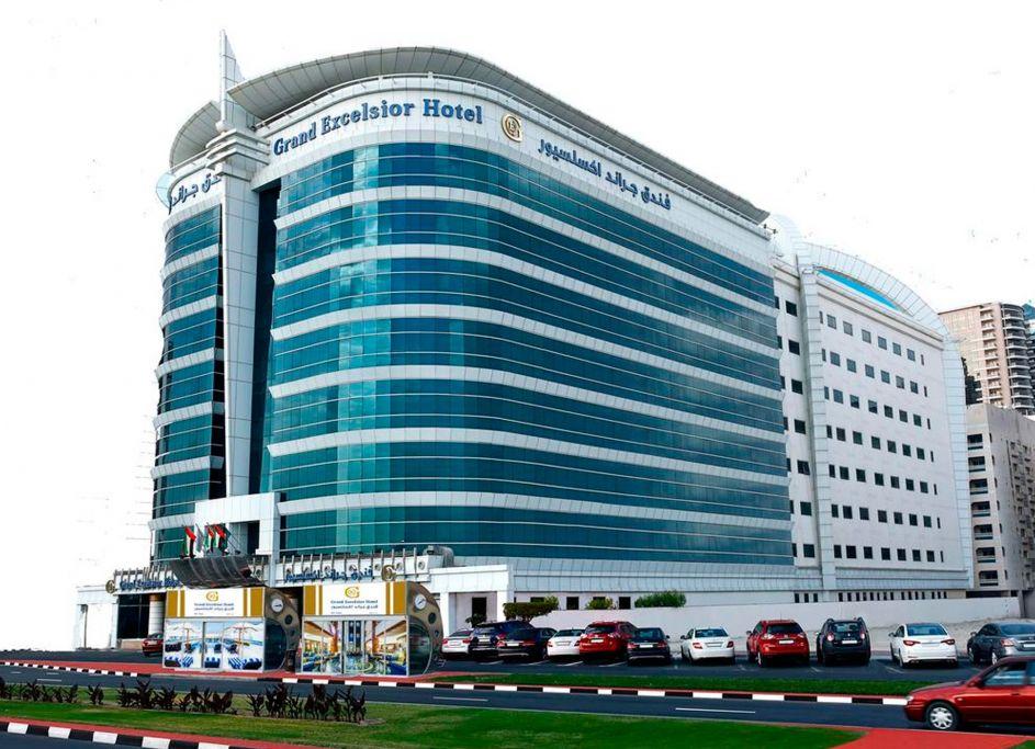 GRAND EXCELSIOR HOTEL BUR DUBAI 4*