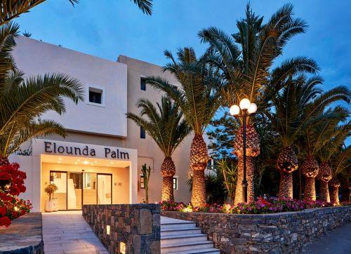 ELOUNDA PALM HOTEL 4٭