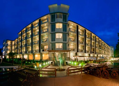Nagoa Grande Resort & SPA 4*