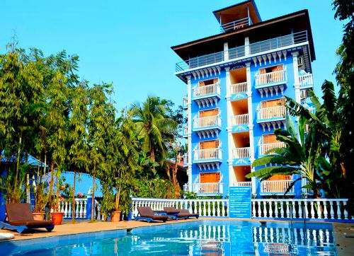 Mayflower Beach Resort 4*