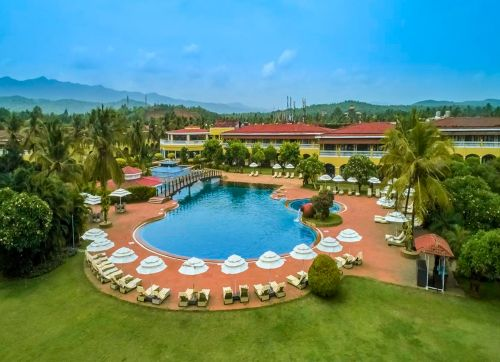 The Lalit Golf & Spa 5*