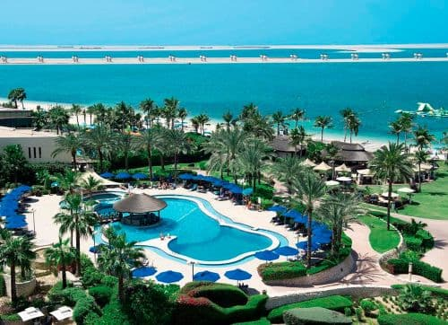 JA BEACH HOTEL (ex. Jebel Ali Beach) 5*