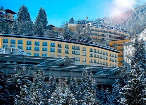 Elisabethpark Hotel 4*