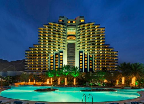 LE MERIDIEN AL AQAH BEACH RESORT 5*