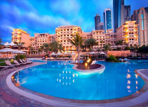 THE WESTIN DUBAI MINA SEYAHI BEACH RESORT & MARINA 5*
