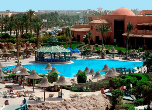 PARROTEL AQUA PARK RESORT (EX. PARK INN BY RADISSON SHARM EL SHEIKH) 4*