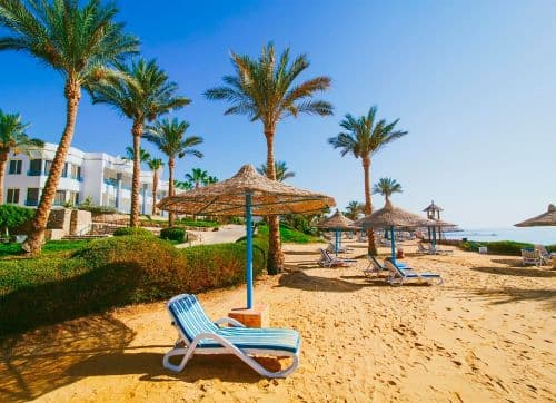 QUEEN SHARM RESORT VIEW & BEACH 4*