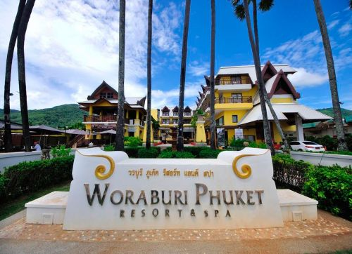 Woraburi Resort & Spa Karon Beach 4*