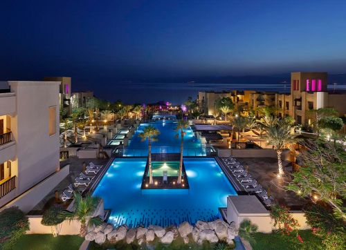 Holiday Inn Dead Sea 5*