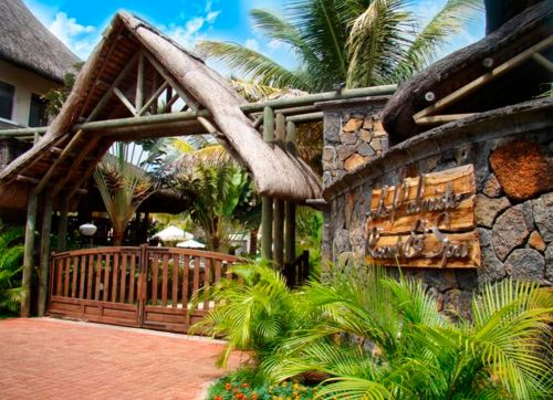Le Palmiste Resort & Spa 3*