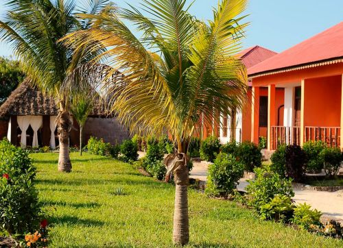 Kigwedeni Villas 3*