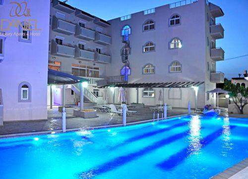 Daniel Luxury Apartments 4*