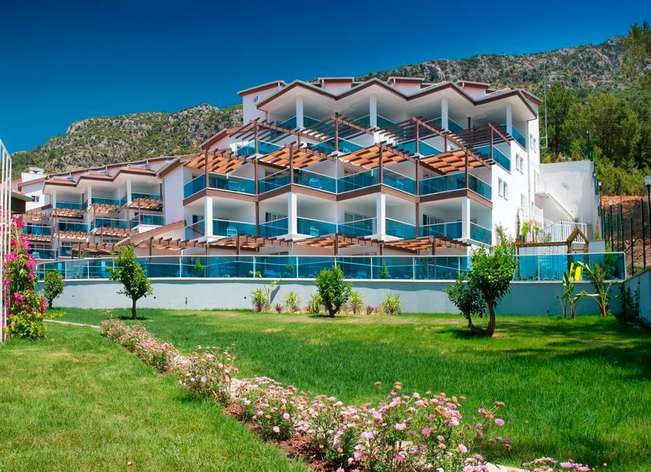 Garcia Resort & Spa 5*