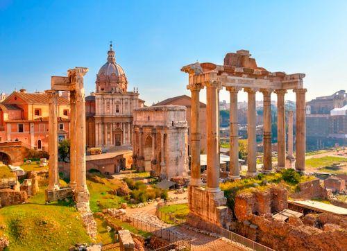 Синьора Италия - тур по городам Италии