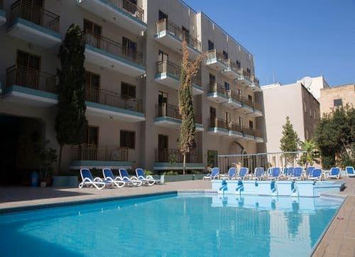 Bugibba Hotel 3*