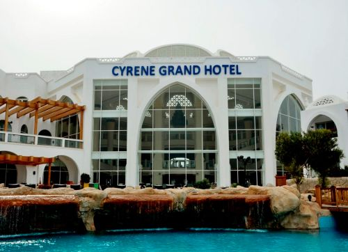 Cyrene Grand Hotel & Spa (Ex Melia Ssh) 5*