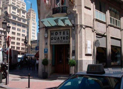 Quatro Puerta Del Sol 4*