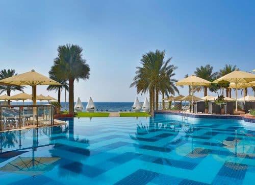 The Ajman Palace Hotel 5*