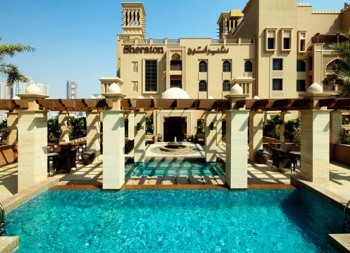 Sheraton Sharjah Beach Resort and Spa 5*