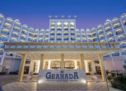 Granada Luxury Belek 5*