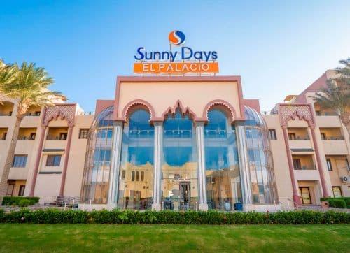 Sunny Days El Palacio 4*