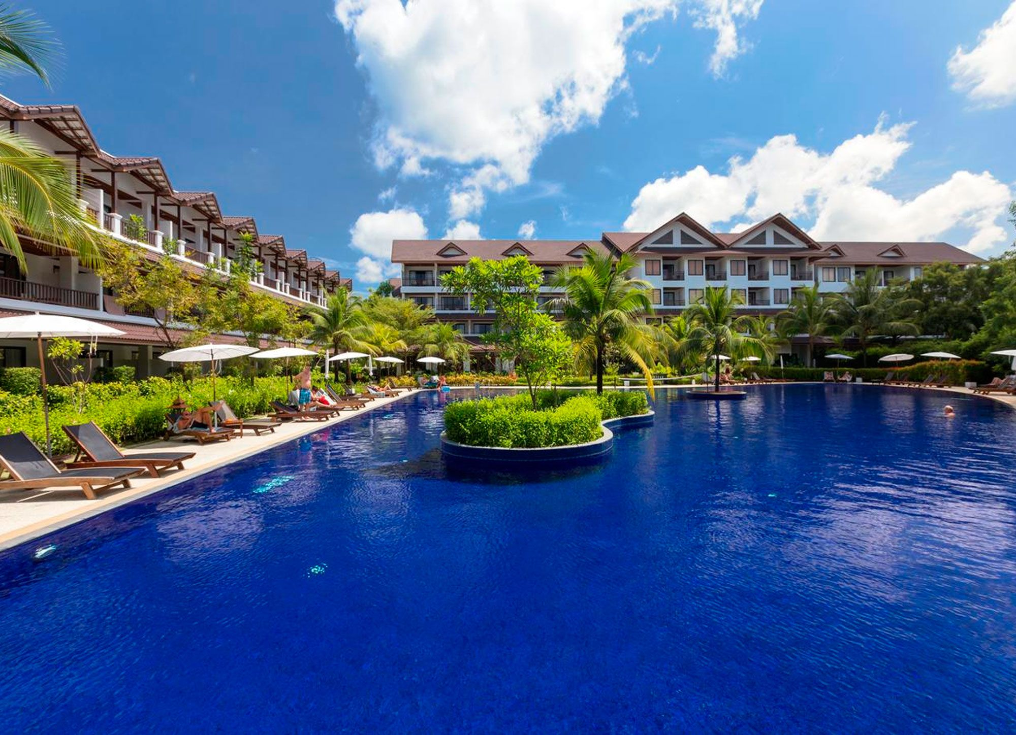 Kamala Beach Inn 3*