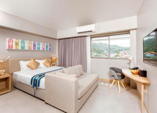 Journey Hub Hotel Phuket 4*