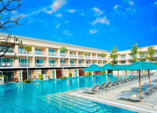 Millennium Resort Patong 5*