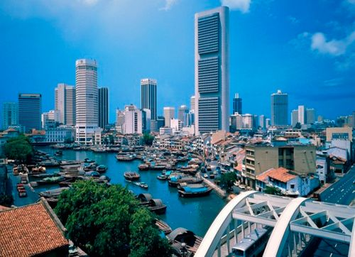 Авторский групповой тур в 3 страны: Сингапур - Таиланд - Бирма