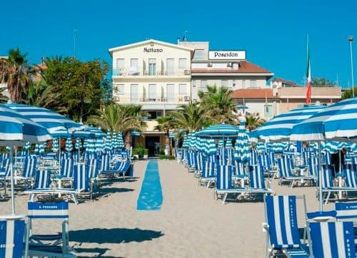 Poseidon & Nettuno Hotel (San Benedetto Del Tronto) 3*
