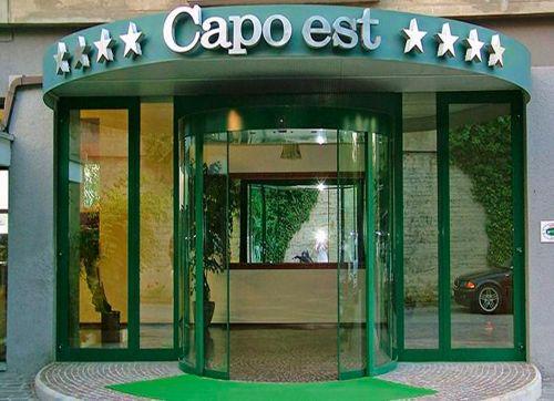 CAPO EST HOTEL (GABICCE-VALLUGOLA) 4*