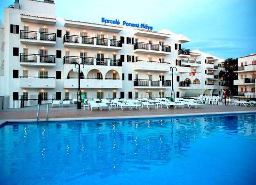 Barcelo Ponent Playa 3*