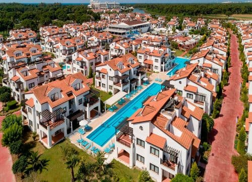 TUI FUN&SUN River Resort Belek 5*