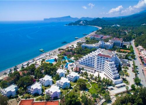 TUI FUN&SUN Comfort Beach Resort 5*