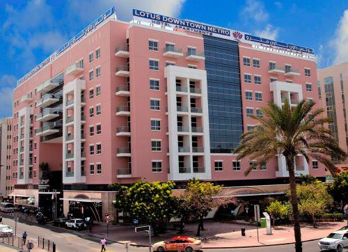 Lotus Downtown Metro Hotel Apartments 4*