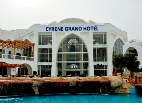 Cyrene Grand Hotel & Spa (Ex Melia Ssh) 5*