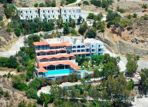 Eden Rock Hotel 3*